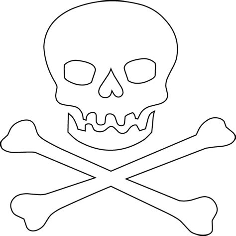 imagenes de calaveras de jake el pirata dibujo calavera pirata para imprimir imagui