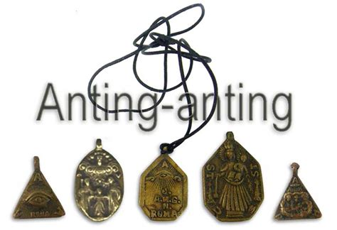 Anting Anting anting anting the myth history and promise of the