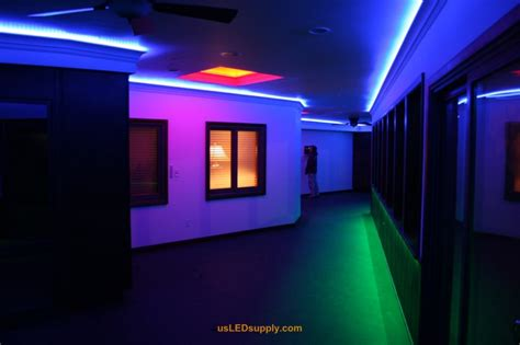 home led light strips project ideas photos and