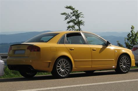 Audi A4 2 0 T Tuning by View Of Audi A4 2 0 T Fsi Dtm Photos Features And