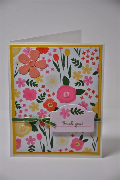 Handmade Greeting Card - 40 handmade greeting card designs