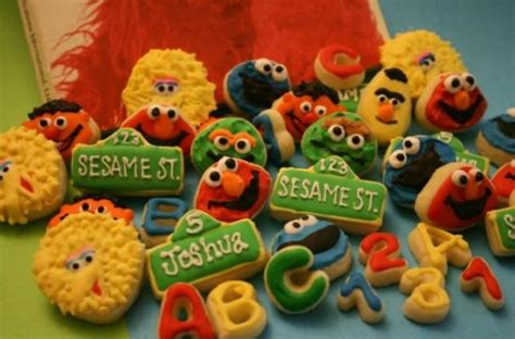 Oscar And Dehn Yo Treats 2 by Sesame 20street 20cookies 0 Cookery In Manyphotos