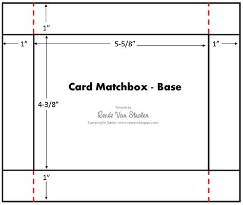 a5 card template 1000 ideas about matchbox template on