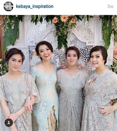 Kebaya Kartika Merah 31 best images about bridesmaid kebaya on