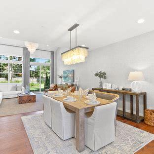 popular dining room  gray walls design ideas