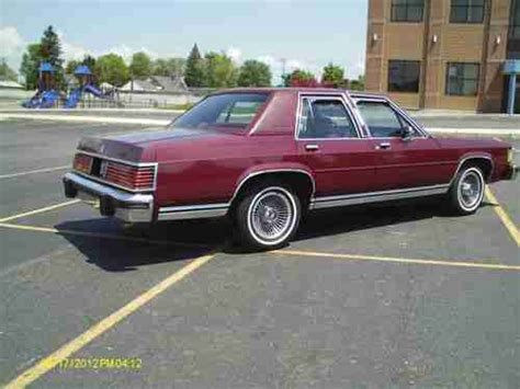 find used 1987 mercury grand marquis ls sedan 4 door 5 0l in minneapolis minnesota united states find used 1987 mercury grand marquis ls sedan 4 door 5 0l in dearborn heights michigan united