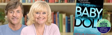 More Richard And Judy Book News by Richard And Judy Review Baby Doll By Hollie Overton