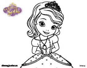dibujo la princesa sofia colorear dibujos net