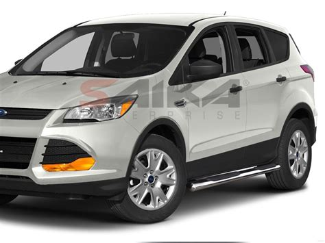 14 ford escape saika enterprise 13 14 ford escape 4inch stainless steel