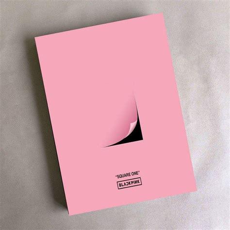 blackpink square one album black pink album square one blink 블링크 amino