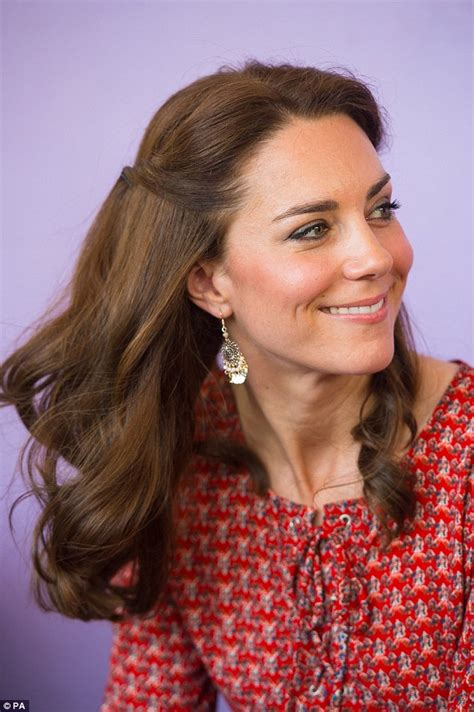 Kate Twisted by How To Recreate Kate Middleton S Hairstyles From Tour