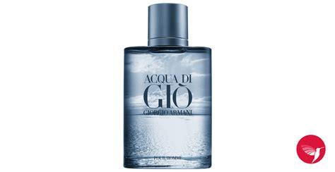 Parfum Di C F Perfumery Jakarta acqua di gio blue edition pour homme giorgio armani