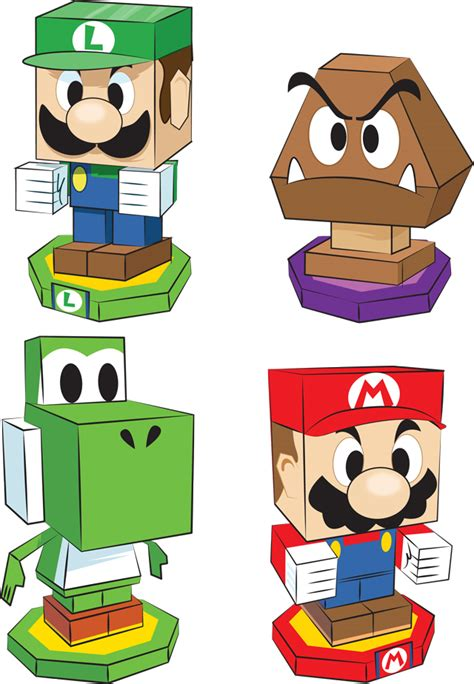 Paper Craft Mario - mario luigi paper jam for nintendo 3ds gamestop