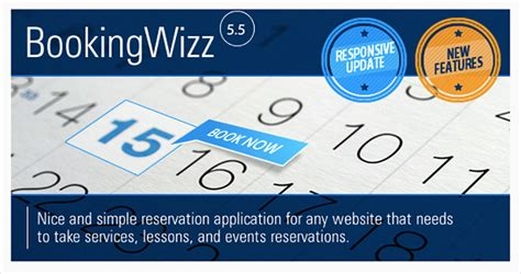 best booking system 15 best php calendar booking events scripts