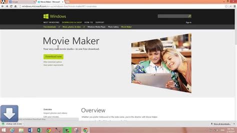windows live movie maker tutorial download image gallery movie maker 2014