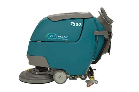 Tennant T300 and T300e Walk Behind Floor Scrubbers 7