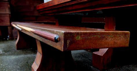 outdoor concrete pool table outdoor concrete table cheng concrete exchange
