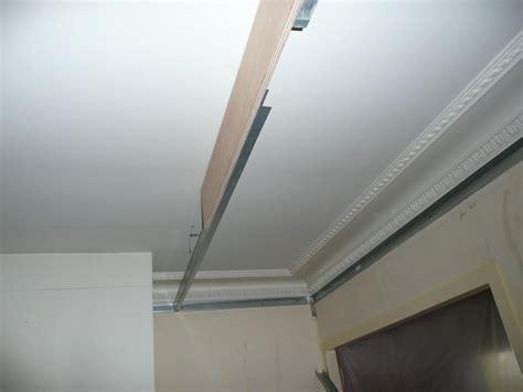 Plafond Placo Autoportant by Faux Plafond Autoportant Partiel Eclairage