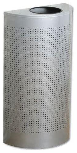 designer kitchen trash cans rubbermaid commercial 12 gallon designer line silhouettes
