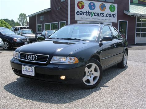 2001 audi a4 2 8 earthy cars earthy car of the week 2001 audi a4 2 8