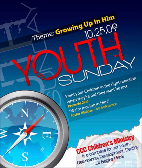 church youth program ideas