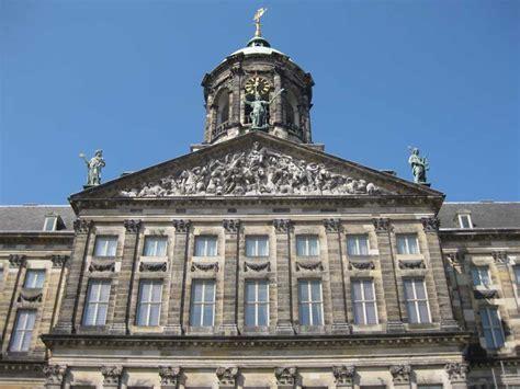 dam square amsterdam netherlands  architect