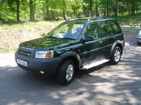 land rover 1999 1999 land rover freelander ln pictures information