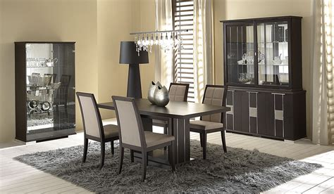 contemporary dining room sets buying modern dining sets tips and advices traba homes