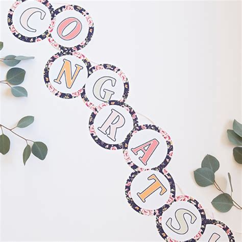 printable classic alphabet banner pennants free printable floral design alphabet and number banner