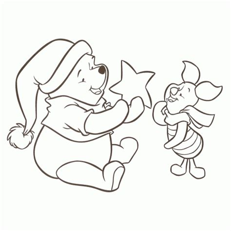 imagenes de winnie pooh con un corazon winnie pooh para colorear