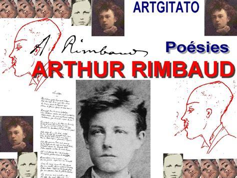 arthur rimbaud poesies artgitato