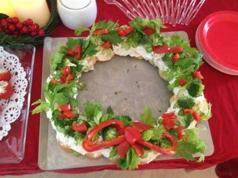 christmas wreath appetizers bread god let s eat wreath appetizer