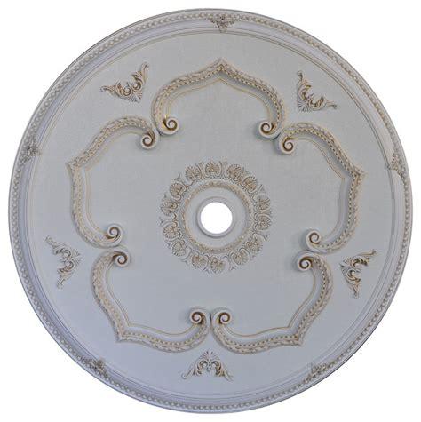 white ceiling medallion chandelier light mall antique white ceiling medallion