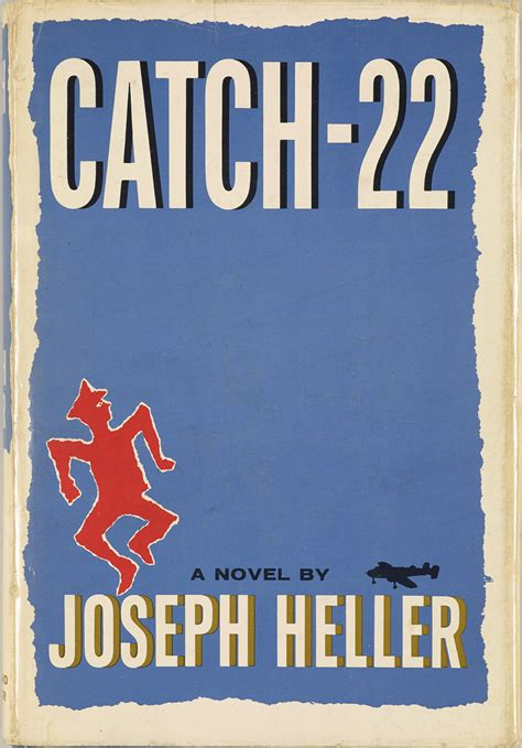 catch 22 book report about that cover for the 1977 thriller