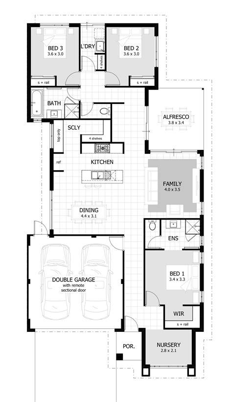 3 bedroom house plans home designs celebration homes