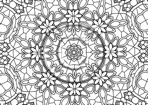 abstract patterns coloring pages pdf 51 best images about zentangle coloring pages on pinterest