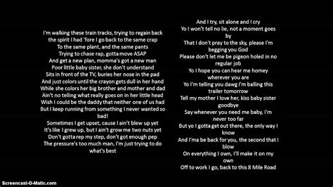 rap lyrics eminem rap lyrics 8 mile www imgkid the image kid