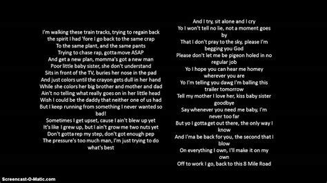 eminem xl freestyle lyrics eminem rap lyrics 8 mile www imgkid com the image kid