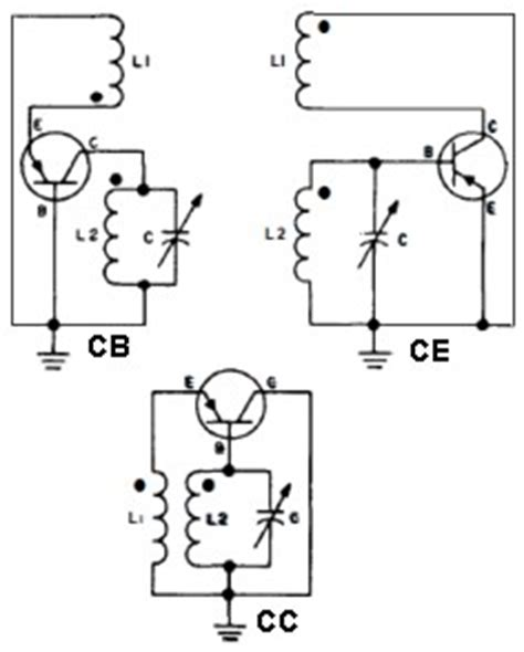 npn transistor oscillator dictionary of electronic and engineering terms operation of an armstrong oscillator