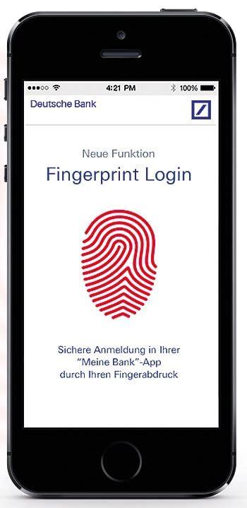 deutsche bank mobile login deutsche bank banking mit phototan und