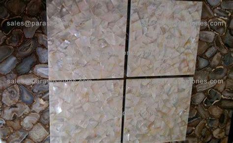 mother  pearl tiles flooring walling backsplash