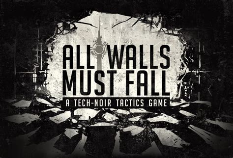 Must For Fall 07 by το All Walls Must Fall μπαίνει στο Steam Early Access και