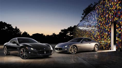 maserati granturismo wallpapers high resolution