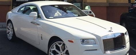 customized rolls royce interior this customized rolls royce wraith belongs to a rapper