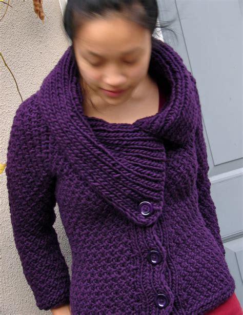 knitting jacket jacket and coat knitting patterns in the loop knitting