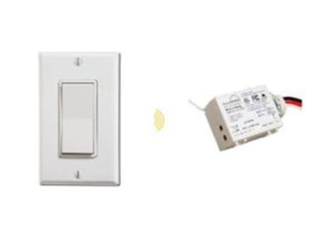 Basic Wireless Light Switch Kit by Wireless Solution Kits Illumra