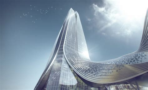 Hengqin International Financial Center, Zhuhai, China  Project Design Directors   Keith