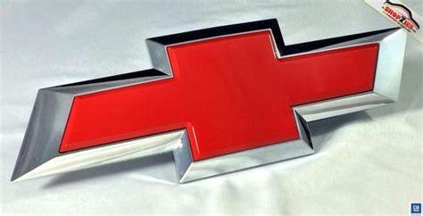 chevrolet emblem replacement chevy silverado bowtie emblem billet insert replacement