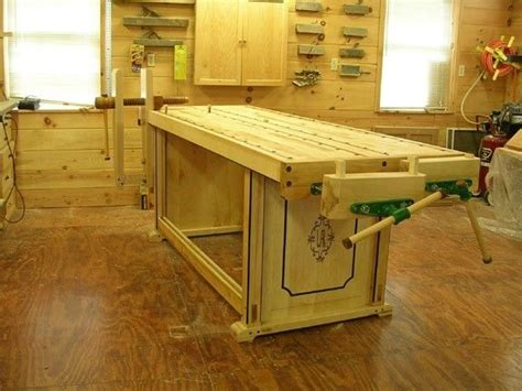 carpentry bench custom npcs handmade custom woodworking bench by larue woodworking