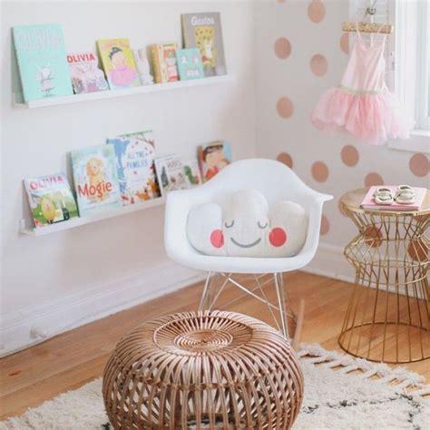 girly reading corners mommo design
